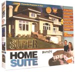 Punch Super Home Suite 3.0 (software). $42.99