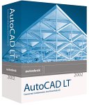 AutoCAD LT 2002 (software). $629.99