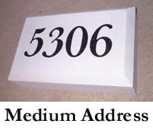 Med Address Block
