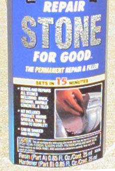 Natural Stone Repair Patch
